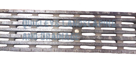 Nashville Black Ductile Channel Drain Grate Choice